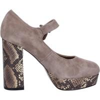 Pantofi Femei Pantofi cu toc Emanuélle Vee BX385 Bej