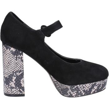 Pantofi Femei Pantofi cu toc Emanuélle Vee Decolteu BX384 Negru
