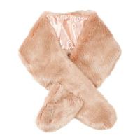 Accesorii textile Femei Esarfe / Ș aluri / Fulare André CARIBOU Roz