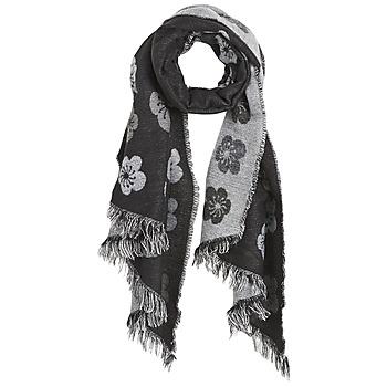 Accesorii textile Femei Esarfe / Ș aluri / Fulare André AMANDINE Negru