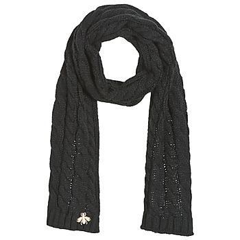Accesorii textile Femei Esarfe / Ș aluri / Fulare André FLORA Negru