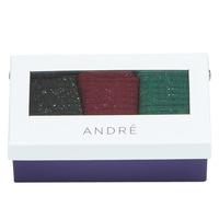 Accesorii textile Femei Sosete André DOUCEUR Wielobarwne