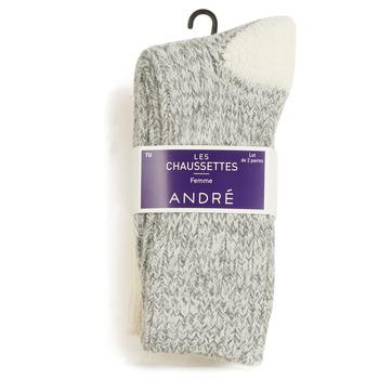 Accesorii textile Femei Sosete André SNOW Wielobarwne