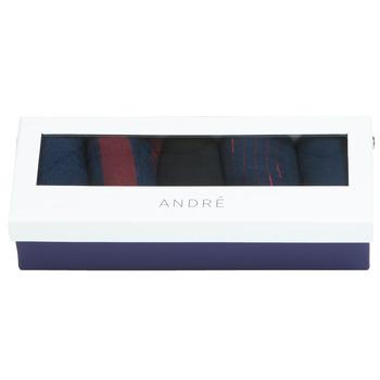 Accesorii textile Bărbați Sosete André YORK Bleumarin