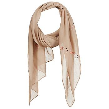 Accesorii textile Femei Esarfe / Ș aluri / Fulare André FLAMANT Bej