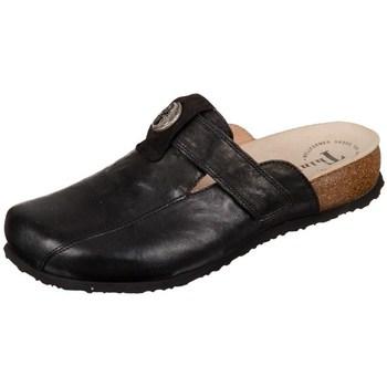 Pantofi Femei Saboti Think Julia Negre