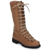 Pantofi Femei Ghete Swamp STIVALE LACCI Maro / LuminoasĂ