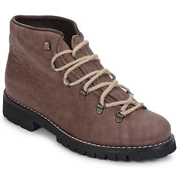Pantofi Femei Ghete Swamp PEDULA CUI Taupe