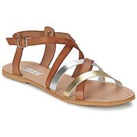 Pantofi Femei Sandale  So Size AVELA  alunĂ