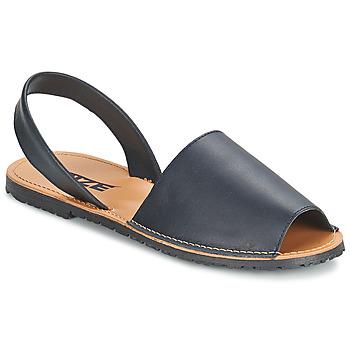 Pantofi Femei Sandale  So Size LOJA Bleumarin