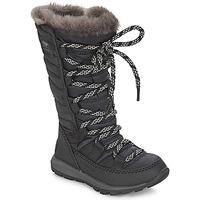 Pantofi Copii Cizme de zapadă Sorel CHILDREN'S WHITNEY™ LACE Black