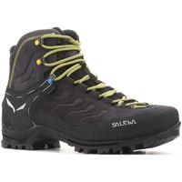 Pantofi Bărbați Drumetie și trekking Salewa Domyślna nazwa black, yellow
