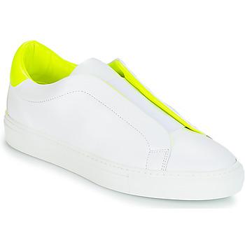 Pantofi Femei Pantofi sport Casual KLOM KISS Alb / Galben