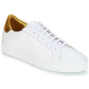 Încăltăminte Femei Pantofi sport Casual KLOM KEEP Alb / Auriu