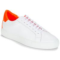 Încăltăminte Femei Pantofi sport Casual KLOM KEEP Alb / Portocaliu