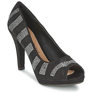 Pantofi Femei Pantofi cu toc Moony Mood RESERVI Negru