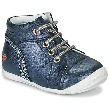 Pantofi Fete Ghete GBB ROSEMARIE Albastru