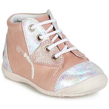 Pantofi Fete Pantofi sport stil gheata GBB VERONA Roz