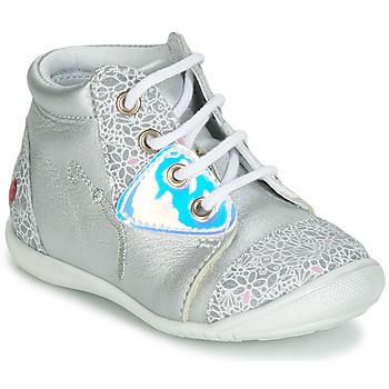 Pantofi Fete Pantofi sport stil gheata GBB VERONA Argintiu