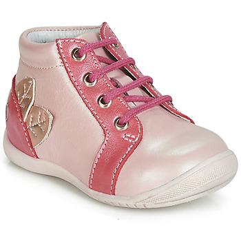 Pantofi Fete Pantofi sport stil gheata GBB FRANCKIE Roz