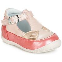 Pantofi Fete Balerin și Balerini cu curea GBB PAKITA Roz