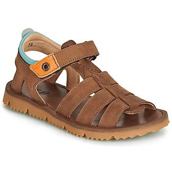 Pantofi Băieți Sandale  GBB PATHE Maro