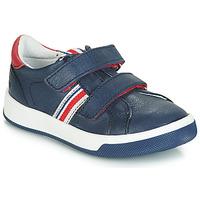 Încăltăminte Băieți Pantofi sport Casual GBB NEVIS Vte / Bleumarin-roȘu / Dpf / Spotify