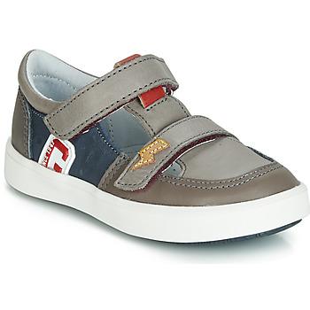 Pantofi Băieți Pantofi sport Casual GBB VARNO Gri / Bleumarin