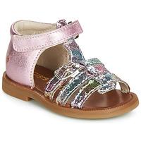 Pantofi Fete Sandale și Sandale cu talpă  joasă GBB PHILIPPINE Roz