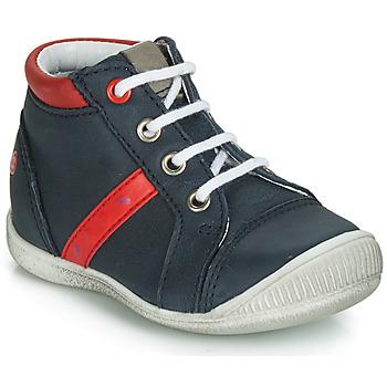 Pantofi Băieți Pantofi sport stil gheata GBB TARAVI Albastru / Roșu