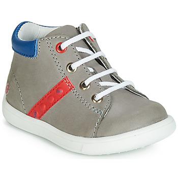 Pantofi Băieți Pantofi sport stil gheata GBB FOLLIO Gri / Albastru