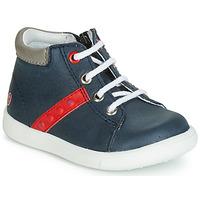 Pantofi Băieți Pantofi sport stil gheata GBB FOLLIO Albastru / Roșu