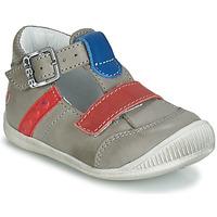 Pantofi Băieți Sandale  GBB BALILO Gri / Albastru / Roșu