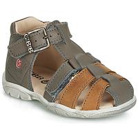 Pantofi Băieți Sandale  GBB PRIGENT Gri