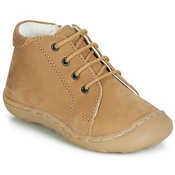 Pantofi Băieți Pantofi sport stil gheata GBB FREDDO Coniac