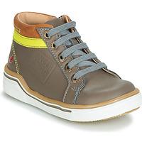 Pantofi Băieți Pantofi sport stil gheata GBB QUITO Gri / Galben