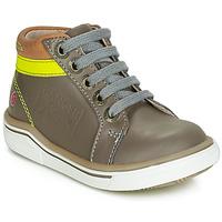 Pantofi Băieți Pantofi sport stil gheata GBB QUITO Gri