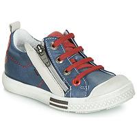 Pantofi Băieți Pantofi sport Casual GBB STELLIO Albastru / Roșu