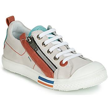 Pantofi Băieți Pantofi sport Casual GBB STELLIO Alb