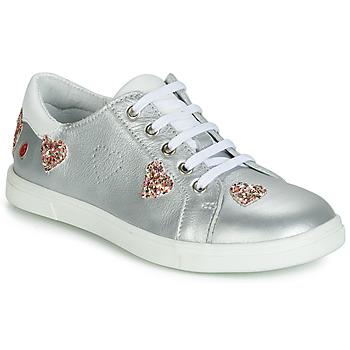 Pantofi Fete Pantofi sport Casual GBB ASTOLA Argintiu