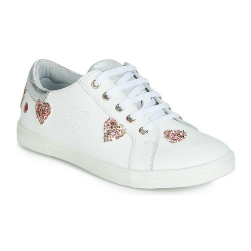 Pantofi Fete Pantofi sport Casual GBB ASTOLA Alb