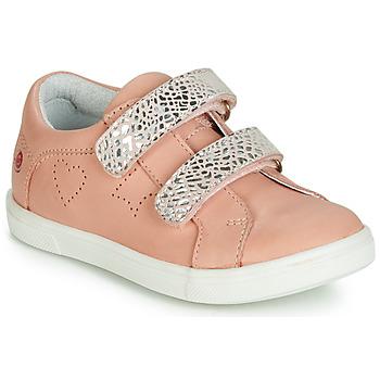 Pantofi Fete Pantofi sport Casual GBB BALOTA Roz / Argintiu