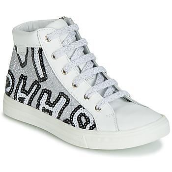 Pantofi Fete Pantofi sport stil gheata GBB MARTA Alb