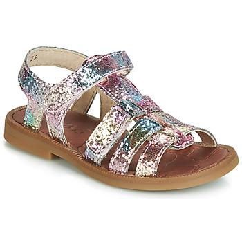 Pantofi Fete Sandale și Sandale cu talpă  joasă GBB KATAGAMI  multicolor