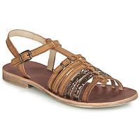 Pantofi Fete Sandale și Sandale cu talpă  joasă GBB BANGKOK Maro
