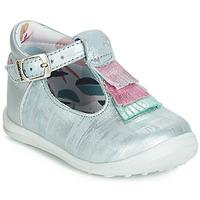 Pantofi Fete Balerin și Balerini cu curea Catimini BIMA Vte / Albastru / Inox-argintiu / Dpf / Gluck