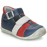 Pantofi Băieți Sandale  Catimini TIMOR Albastru / Roșu