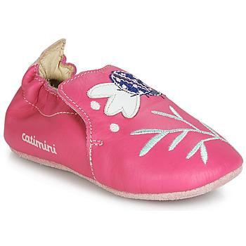 Pantofi Fete Papuci de casă Catimini CASSIA Roz