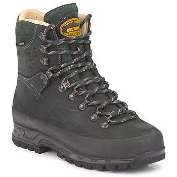 Pantofi Bărbați Drumetie și trekking Meindl ISLAND Antracit / Verde