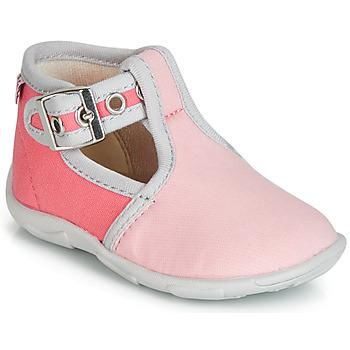 Pantofi Fete Papuci de casă GBB GARALA Roz